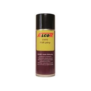 Alcor-čistič PUR pěny  400 ml