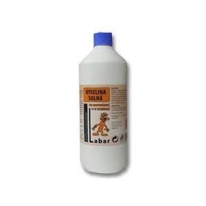 Kyselina solná 1 l
