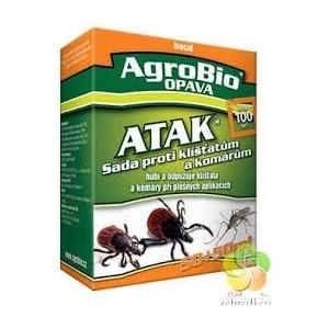 Atak sada proti klíšťatům a komárům