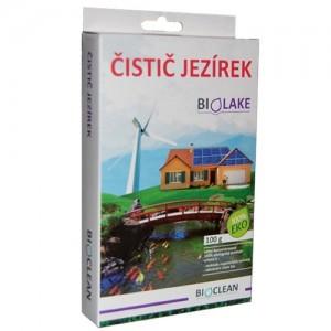 Čistič jezírek-bioclean